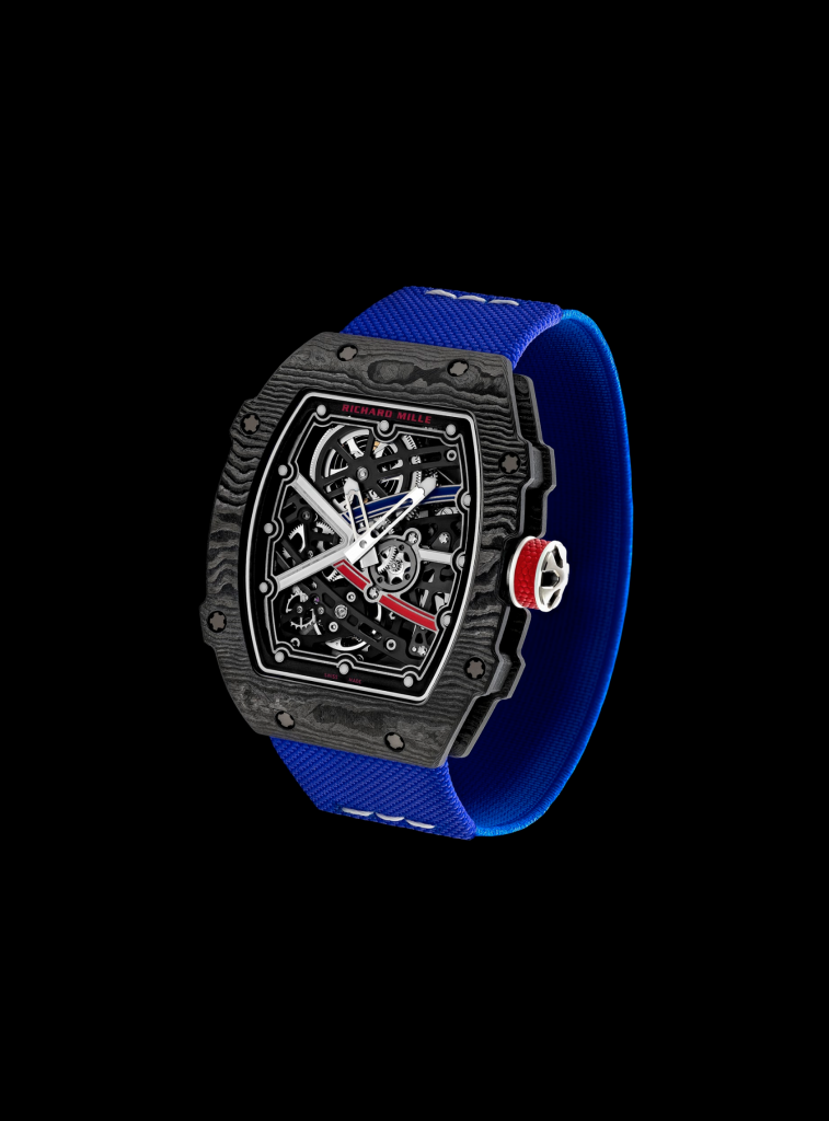 New Richard Mille RM 67-02 in Blue