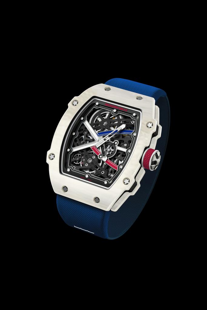New Richard Mille RM 67-02