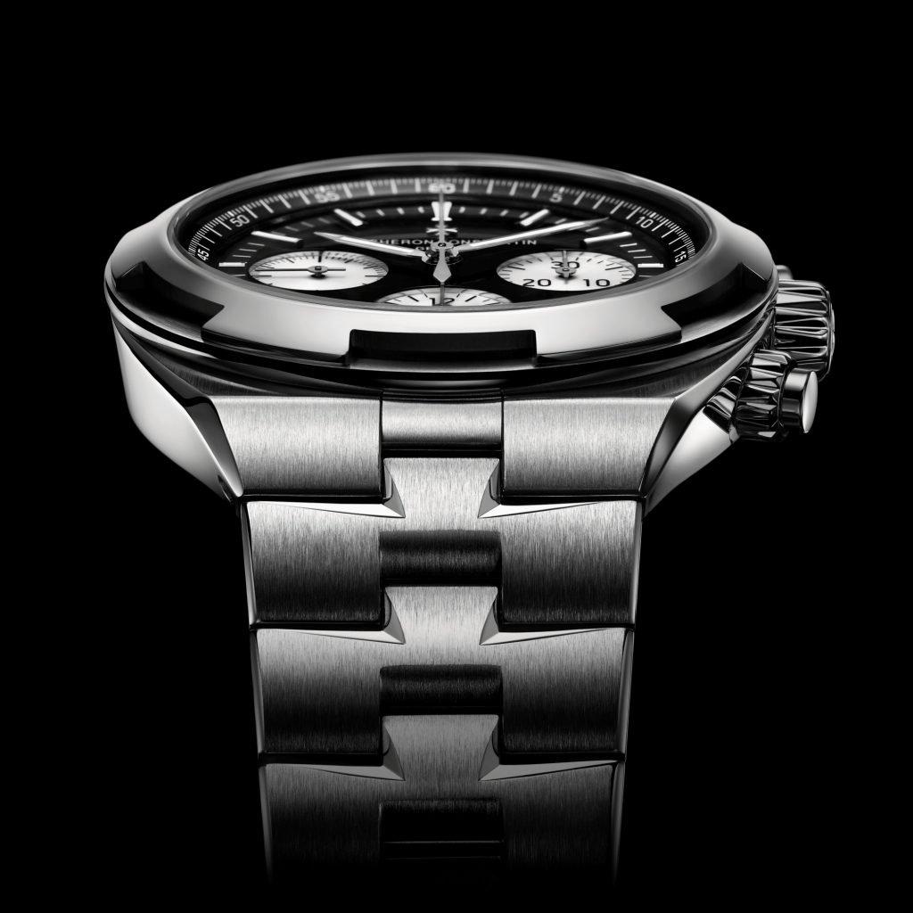 The Vacheron Constantin Reverse Panda Chronograph is a stunning watch