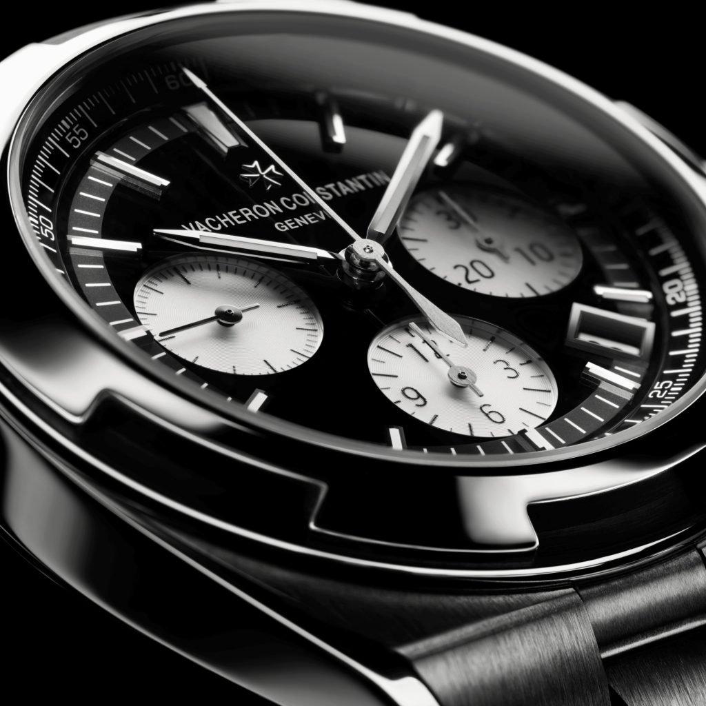 The Vacheron Constantin Reverse-Panda Chronograph is a stunning watch