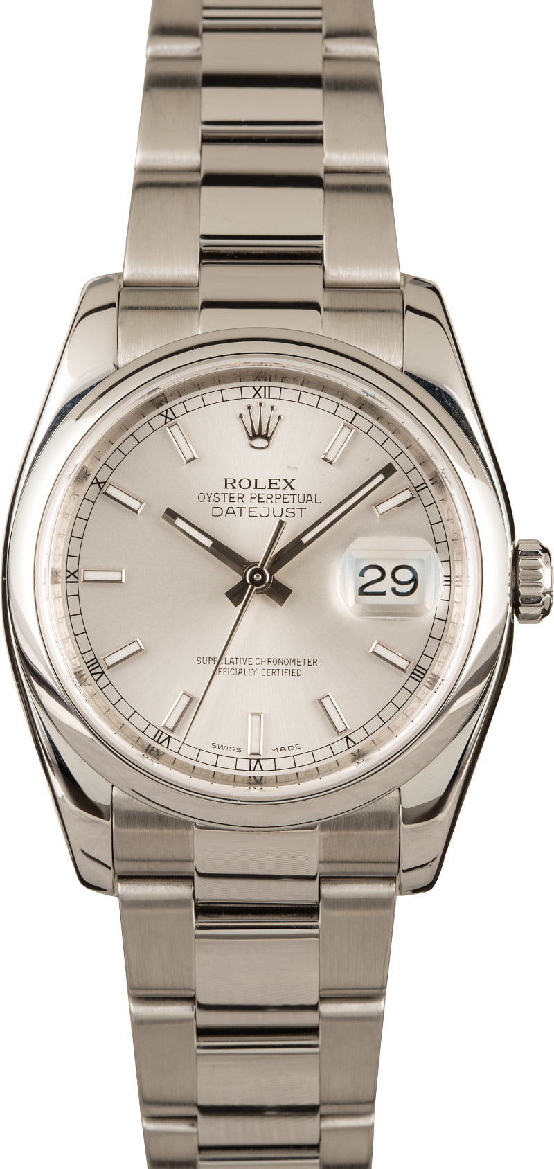 Rolex Datejust to celebrate your recent grad