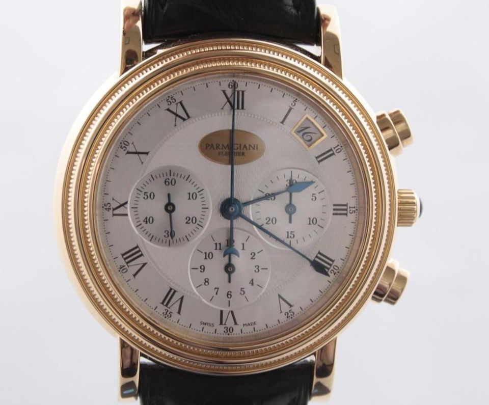 Prince Charles's Parmiggiani Fleurer Toric Chronograph