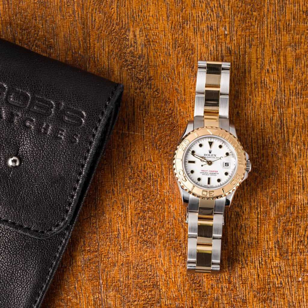A Ladies Yachtmaster can be your summer go-to watch