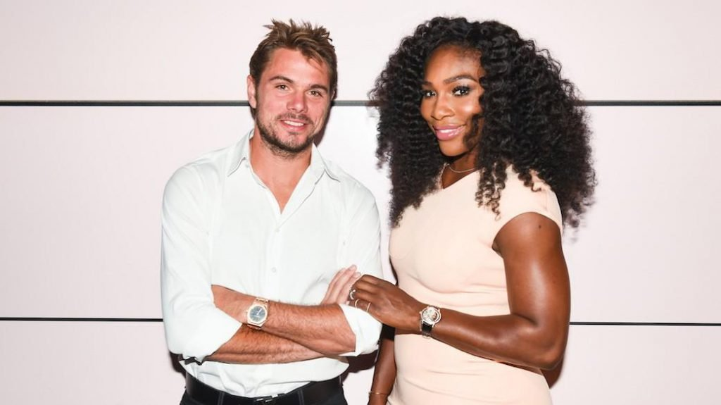 Serena Williams Audemars Piguet Millenary