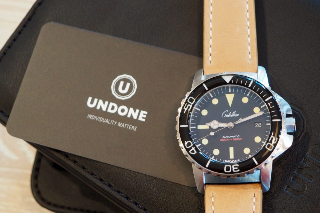 Undone Aqua Dive Watch