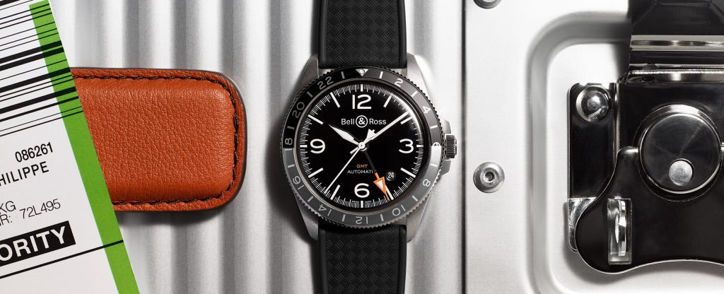 The BR V2-93 GMT is a fresh take on a classic travel watch