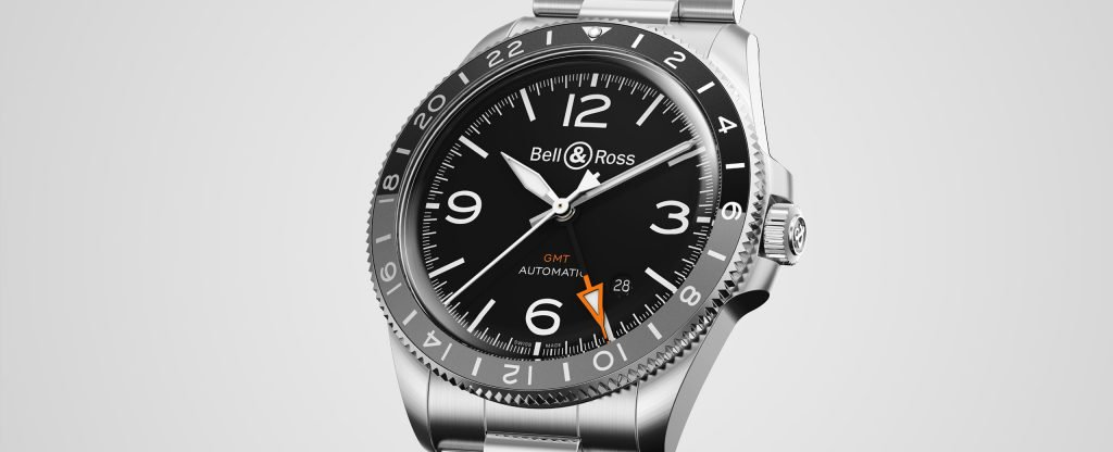 The Bell and Ross BR V2-93 GMT