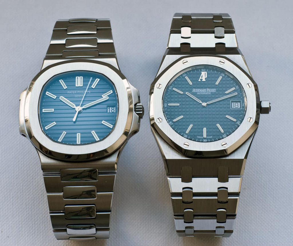 Gay Frères helped Patek and AP design their bracelets
