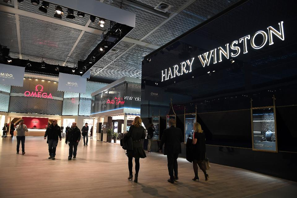 Harry Winston is another company that will not be attending this upcoming Baselworld
