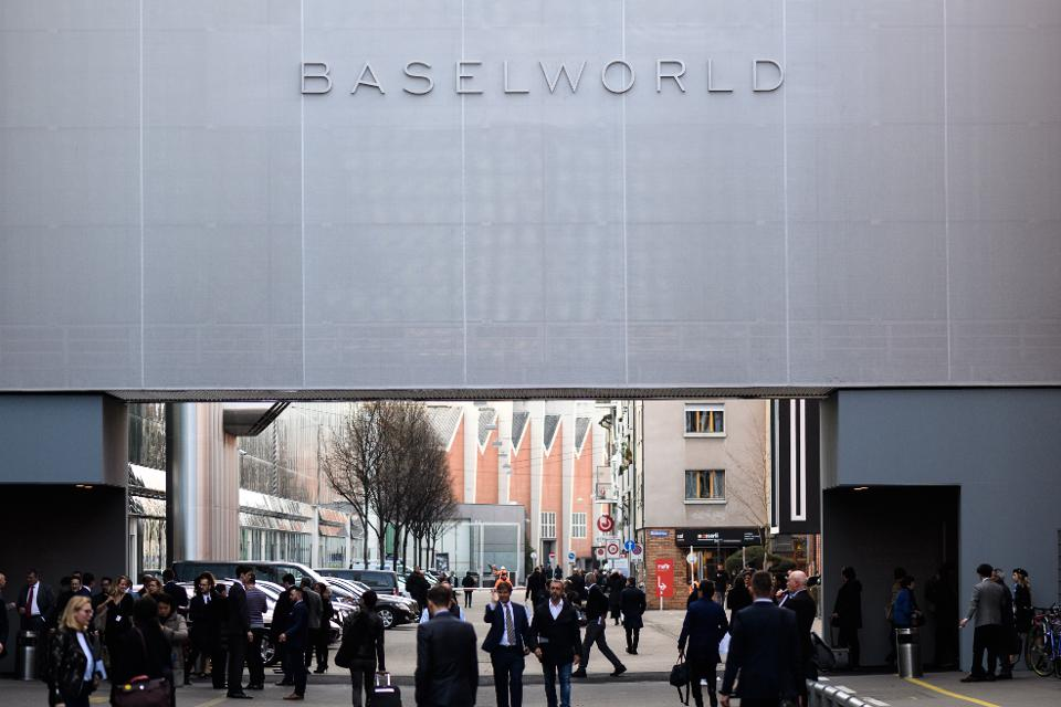 The writing is on the walls - Baselworld 2019 will be the last event