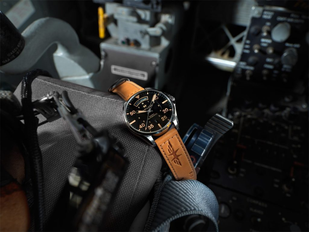 Hamilton Khaki Aviation Pilot Day-Date Watch