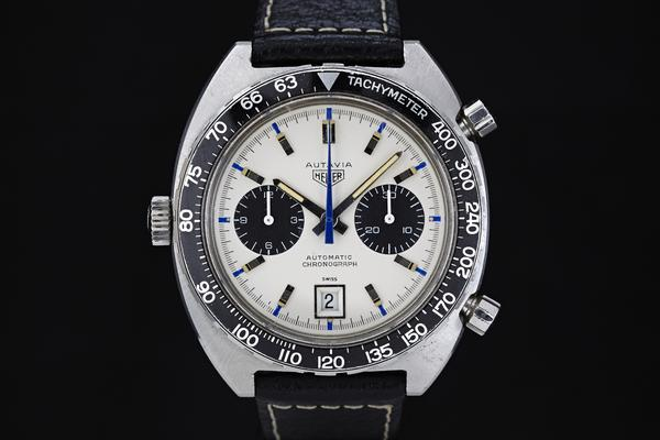 The Heuer 'Jo Siffert' Autavia Ref. 1163