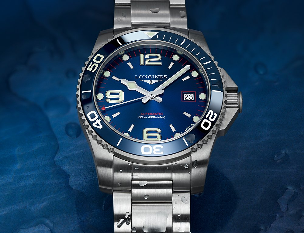 Limited Edition Longines Hydroconquest