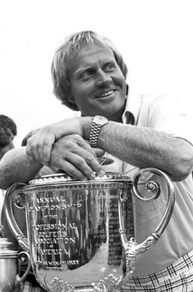Jack Nicklaus is widely considered to be one of the most important Golfers of all time
