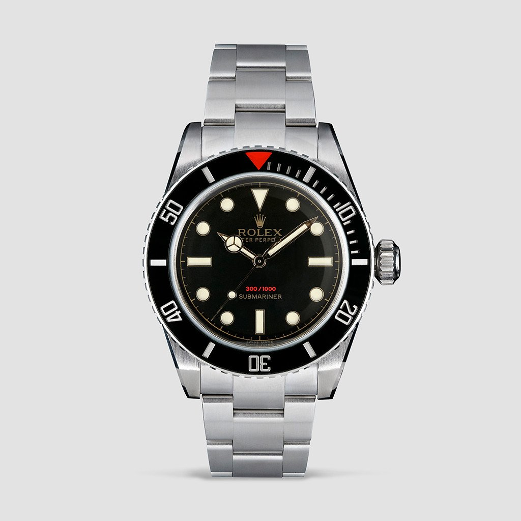 The Tempus Machina Ref. 216A - A custom Rolex