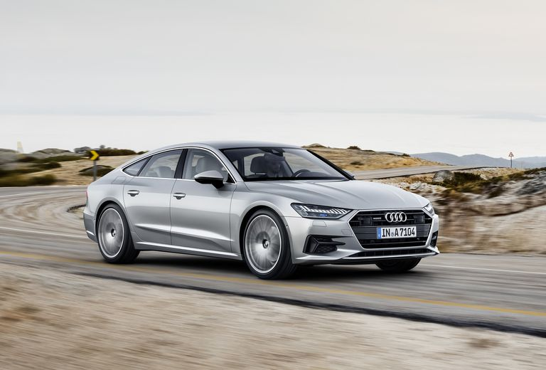 The Audi A7 Sedan (Photo courtesy of Audi)