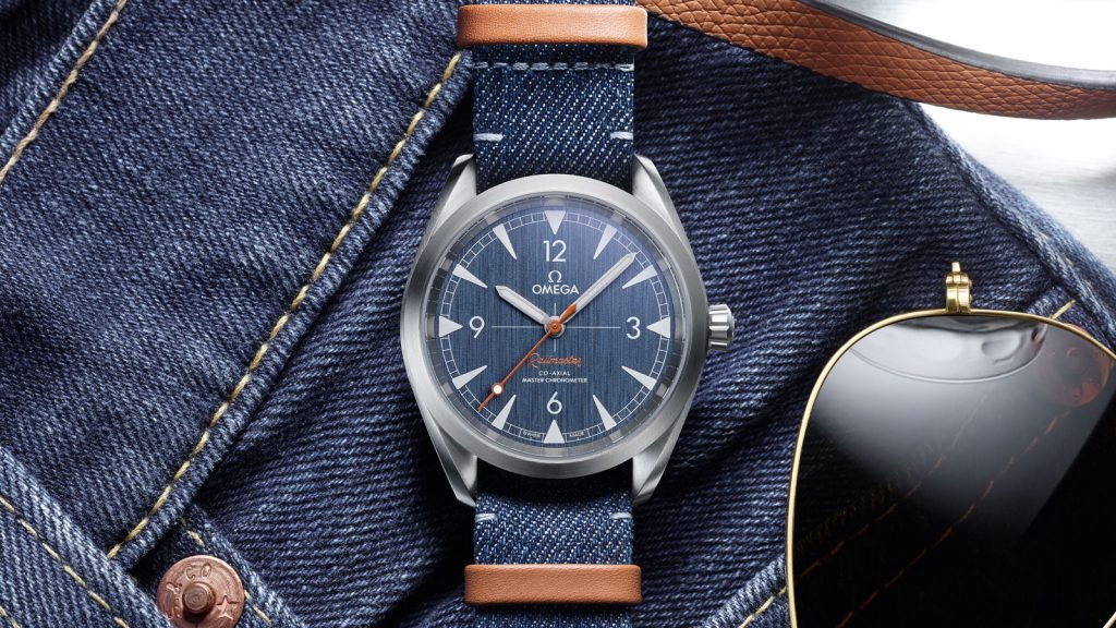 Omega Denim Railmaster