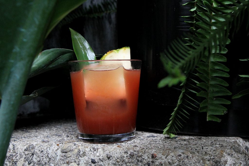 The Jungle Bird is a fun deviation from the normal tiki drink