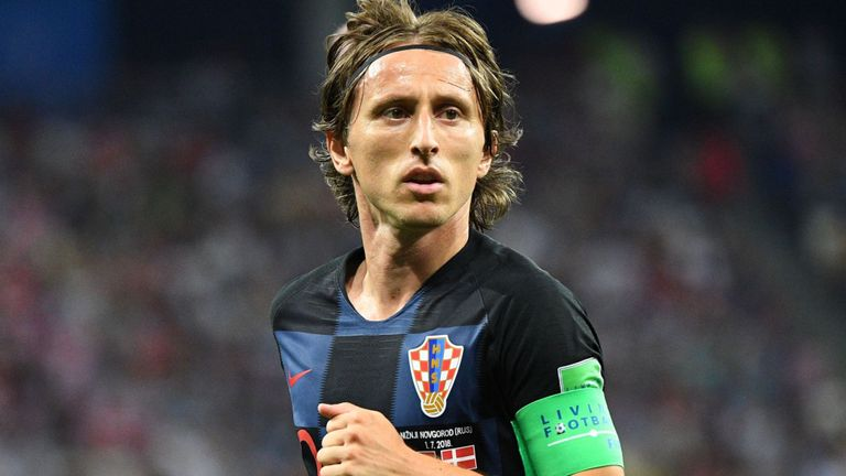 Luka Modric is Croatia's best hope for the World Cup Final