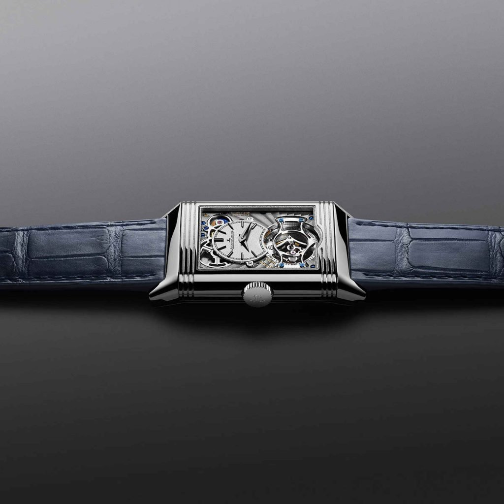 The Reverso Tribute Tourbillon Duoface