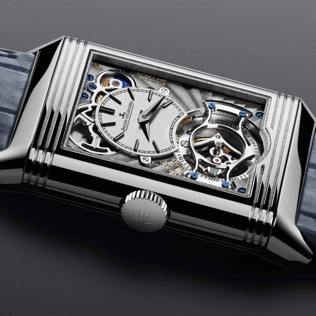 Jaeger‑LeCoultre is taking a new step in terms of mechanical and aesthetic expertise.