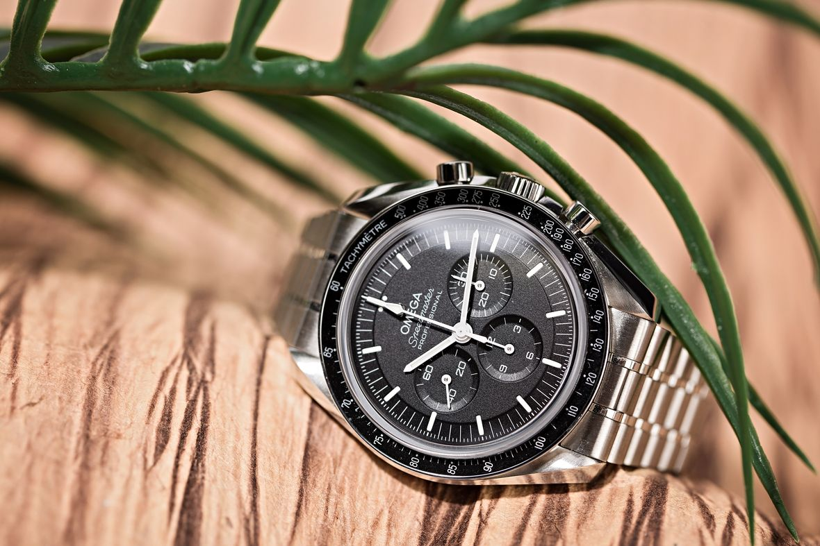 Omega Space Watches Speedmaster Moonwatch