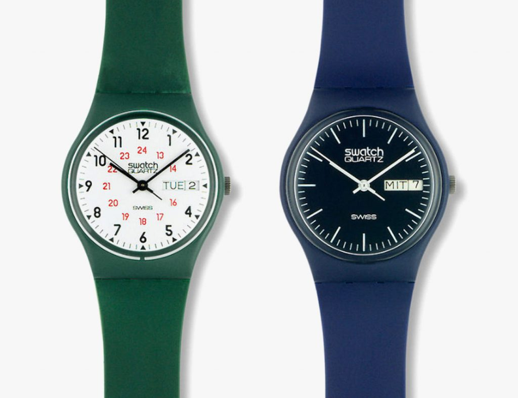 The Swatch