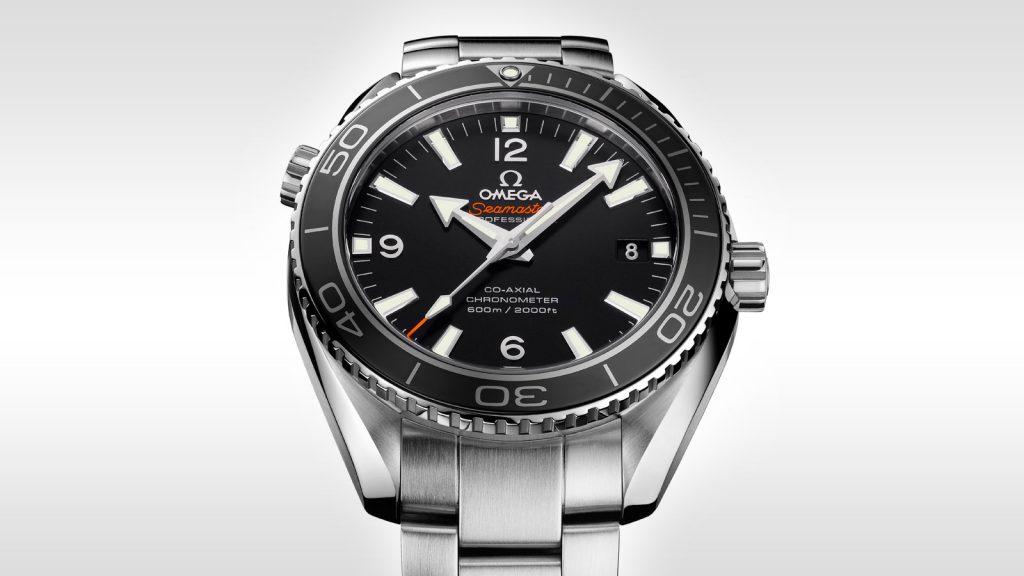 Rolex vs Omega: Omega Seamaster Planet Ocean 600M Coaxial