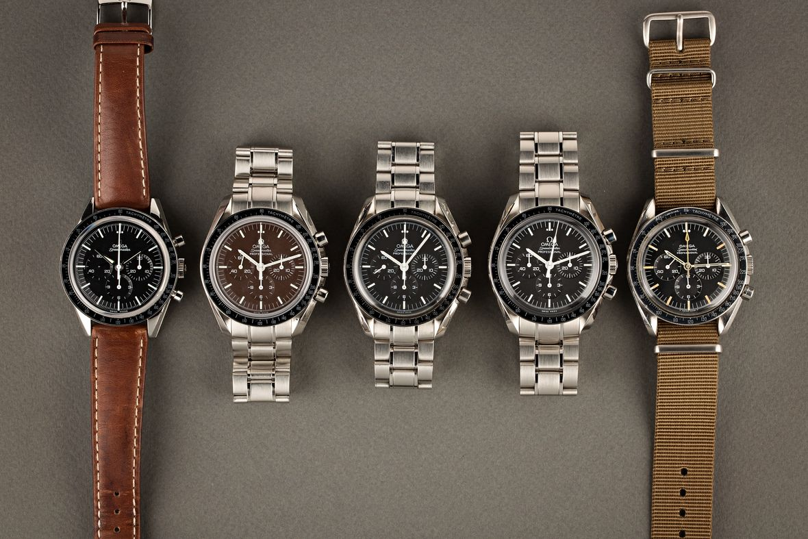 Omega Space Watches Speedmaster