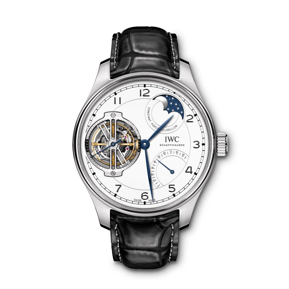 "PORTUGIESER CONSTANT-FORCE TOURBILLONs EDITION ""150 YEARS"""