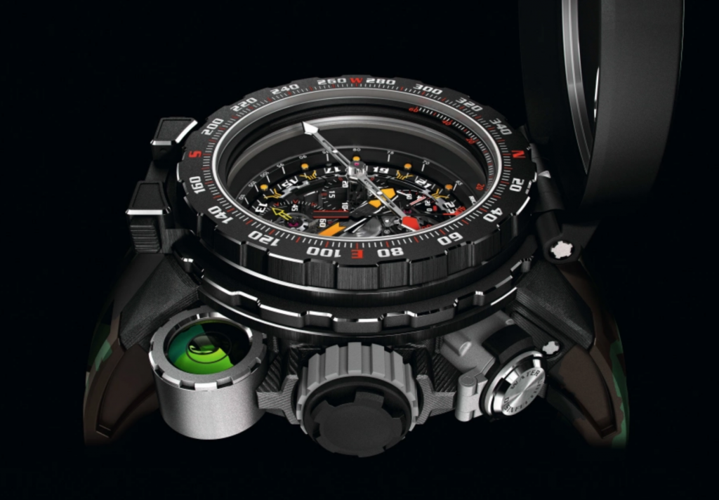 For just under $1,000,000 you can own this RM 25-01 survival watch