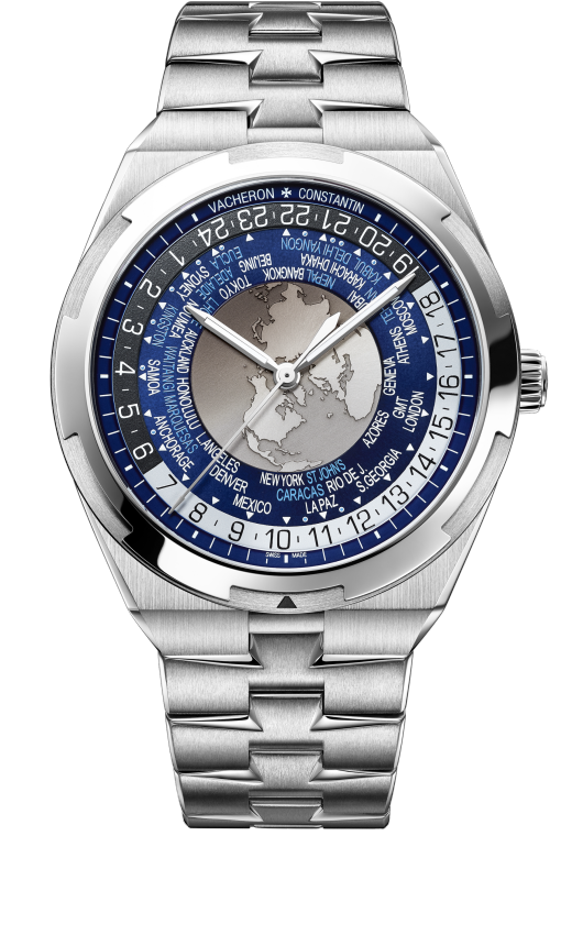 World Timer Vacheron