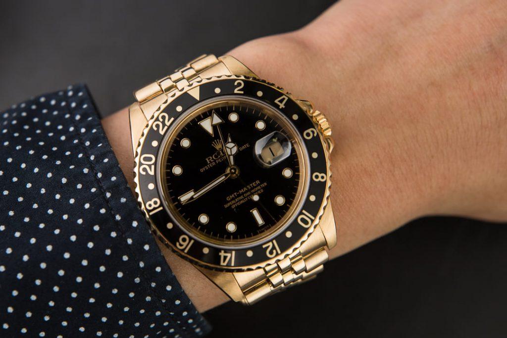 Rolex GMT Master 16758