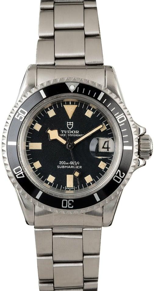 Vintage Tudor Prince Oysterdate Submariner 7021
