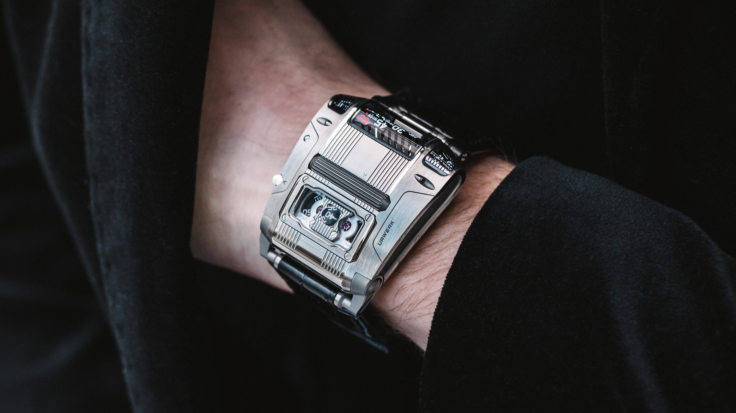 Urwerk Changes The Game With New Ur 111c Bob S Rolex Blog