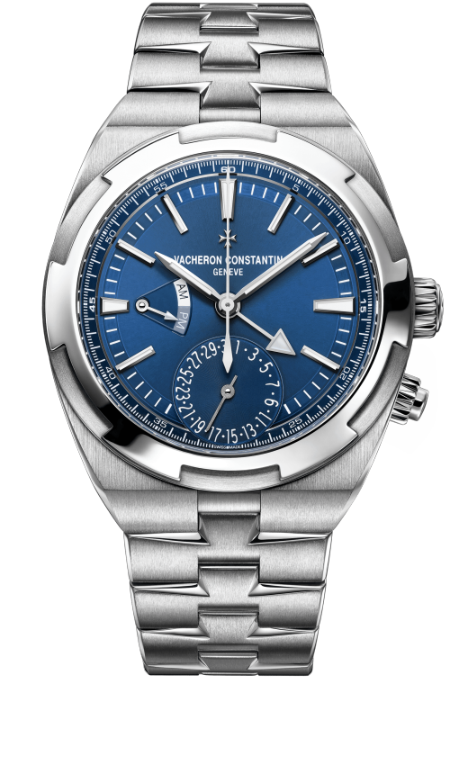 The Vacheron Constantin Overseas Dual Time