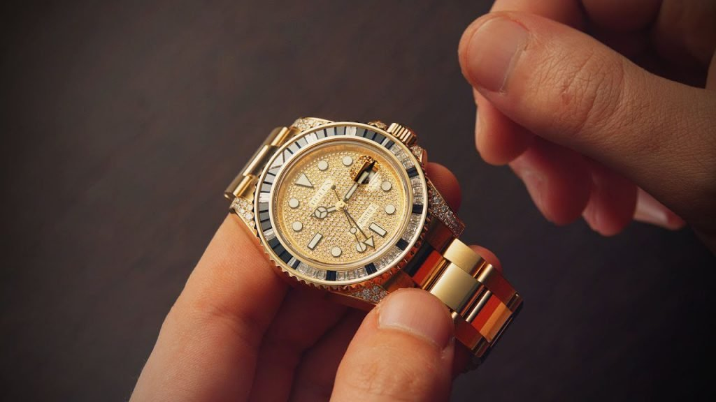 As you can see, 116758SA Rolex GMT-Master II is quite the lavish timepiece