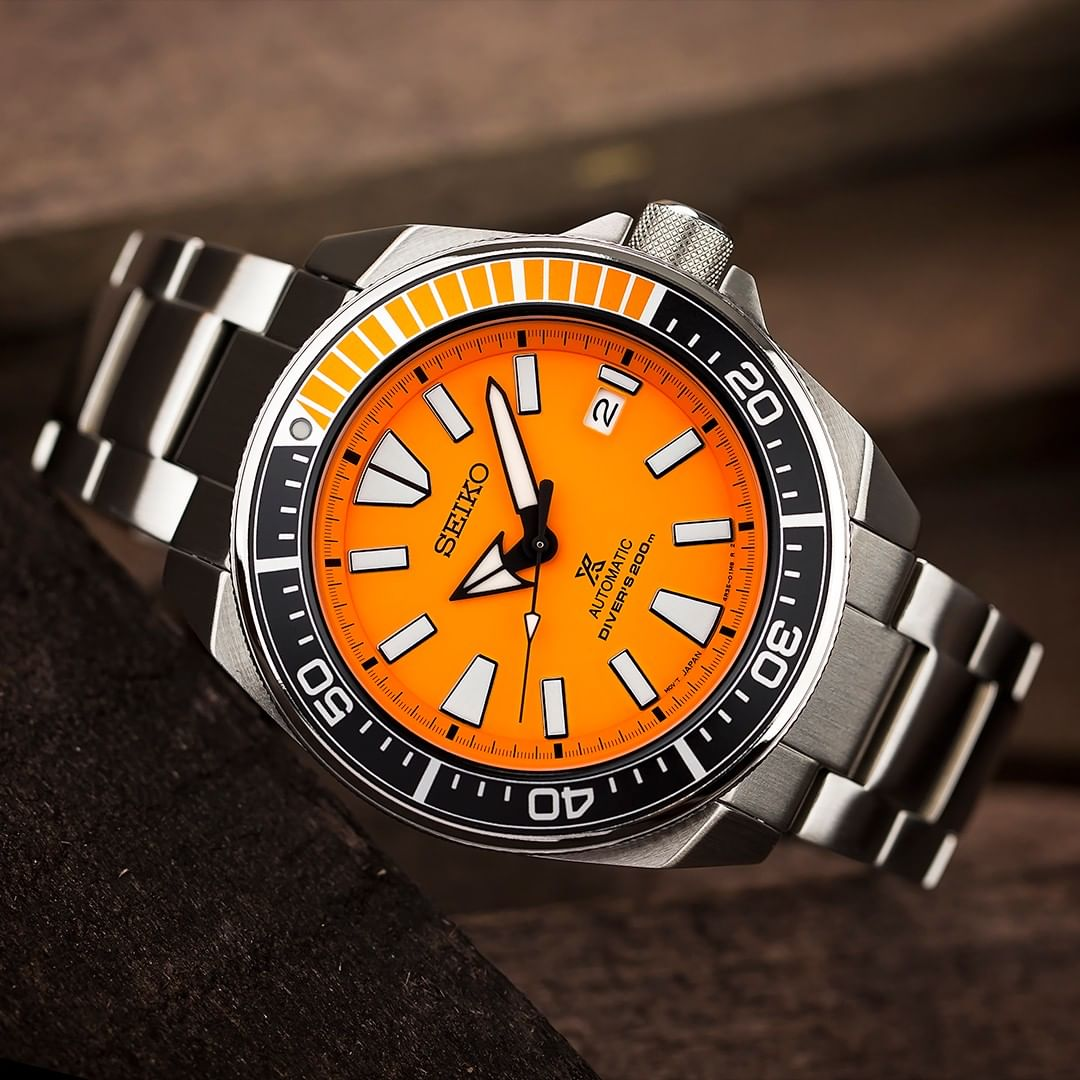 Seiko watches have been long been a popular watch in America