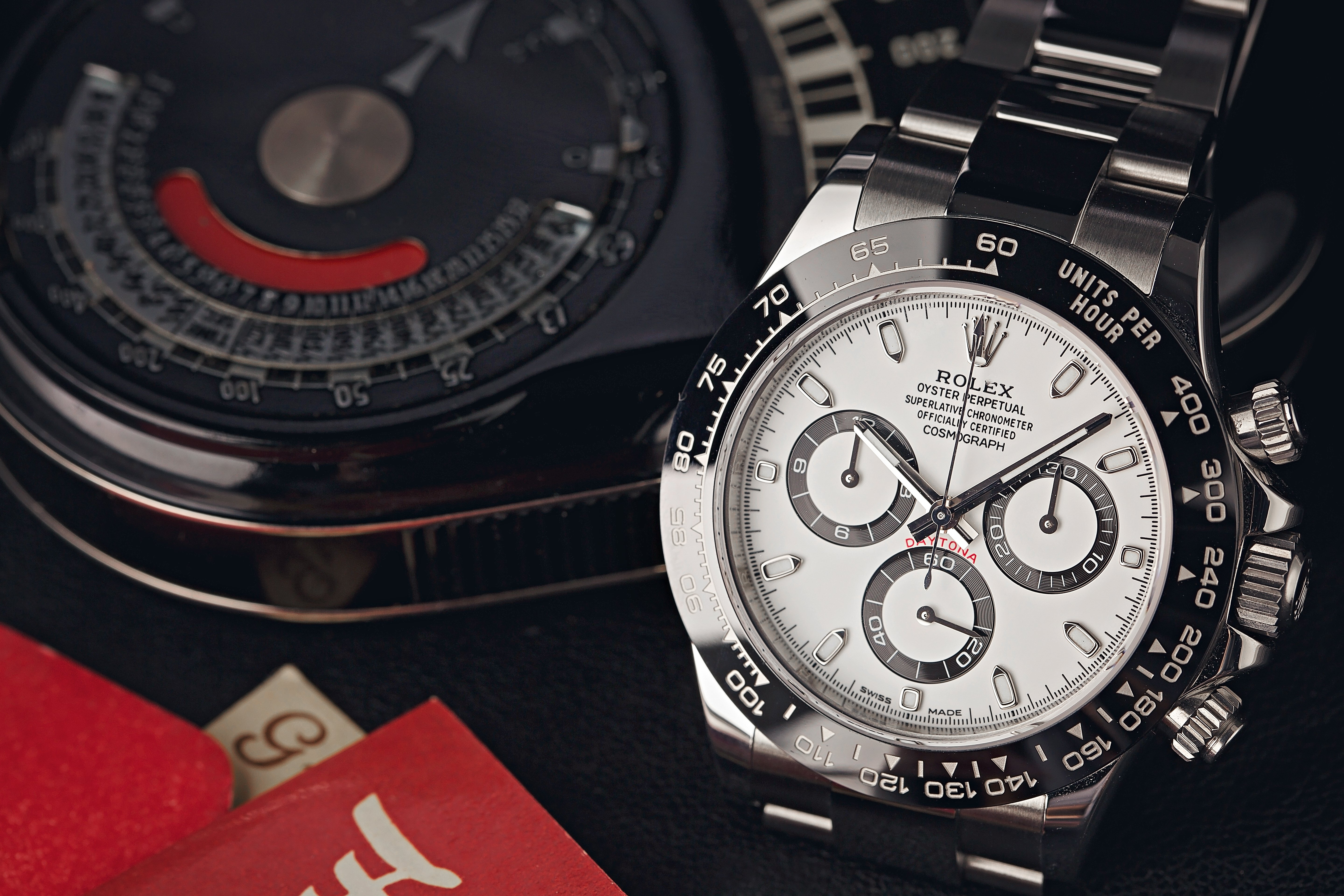 How to tell Rolex reference number - Ceramic Daytona 116500