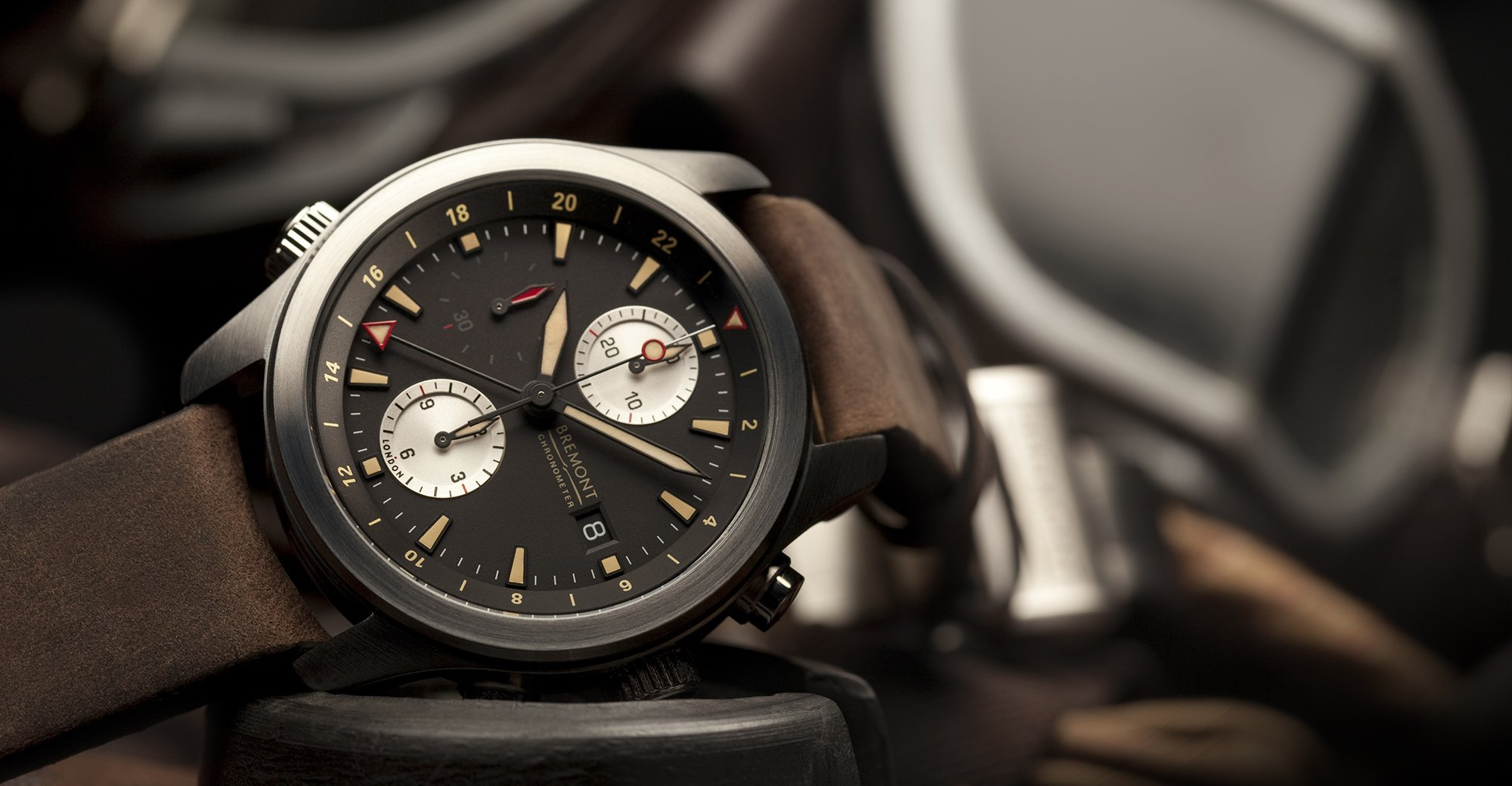 Bremont's first watches were Pilot watches