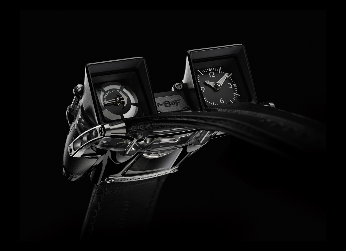 MB&F Machine HM4 Side Shot