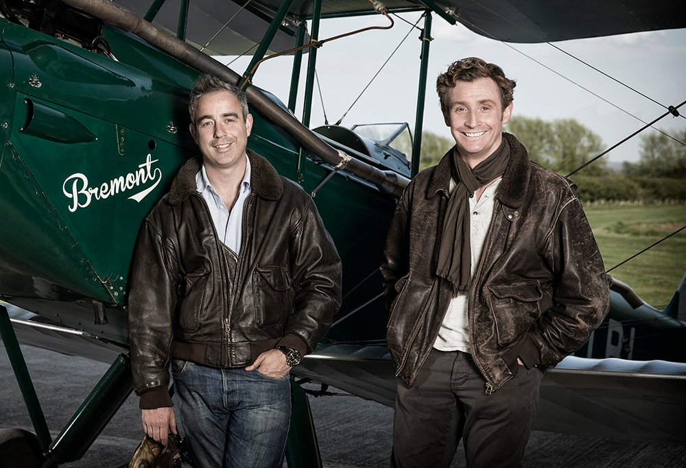 Nick and Giles named their watch company after Antoine Bremont, the frenchman who gave them shelter during a storm
