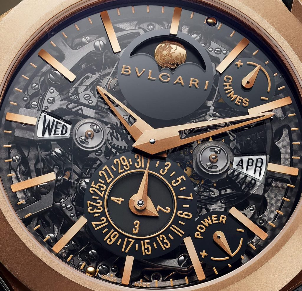 The most complicated watch in Bulgari's arsenal is stunningly beautiful
