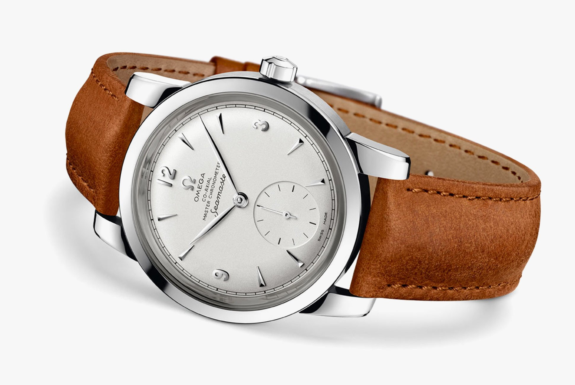Omega reissued their original Seamaster at Baselworld 2018