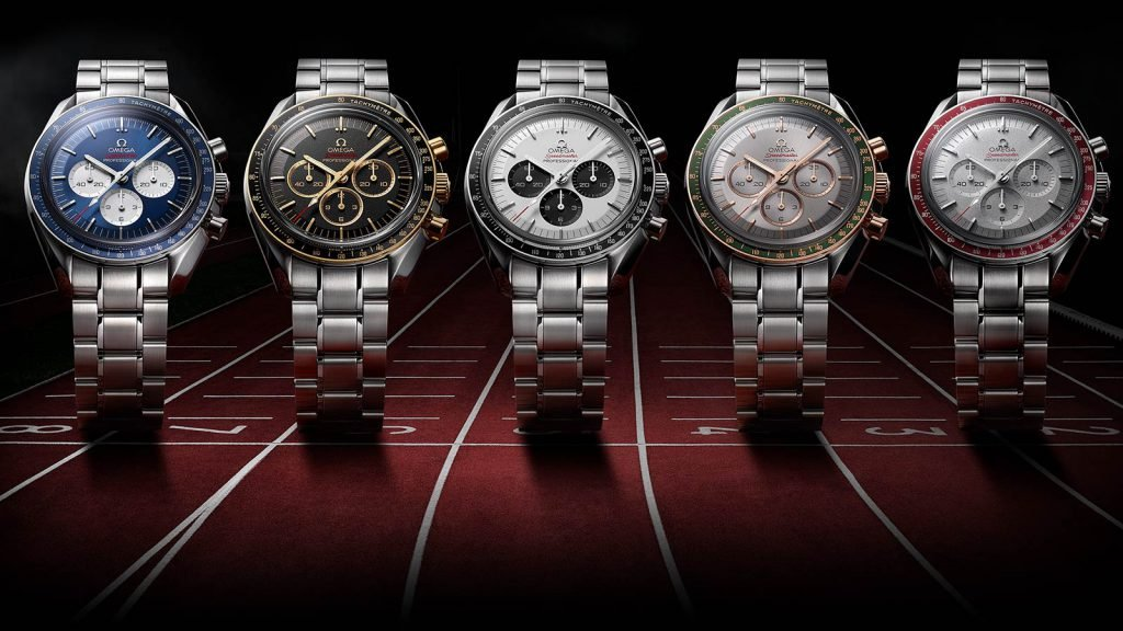 Omega has been the official timekeeper for the Olympics for some time now