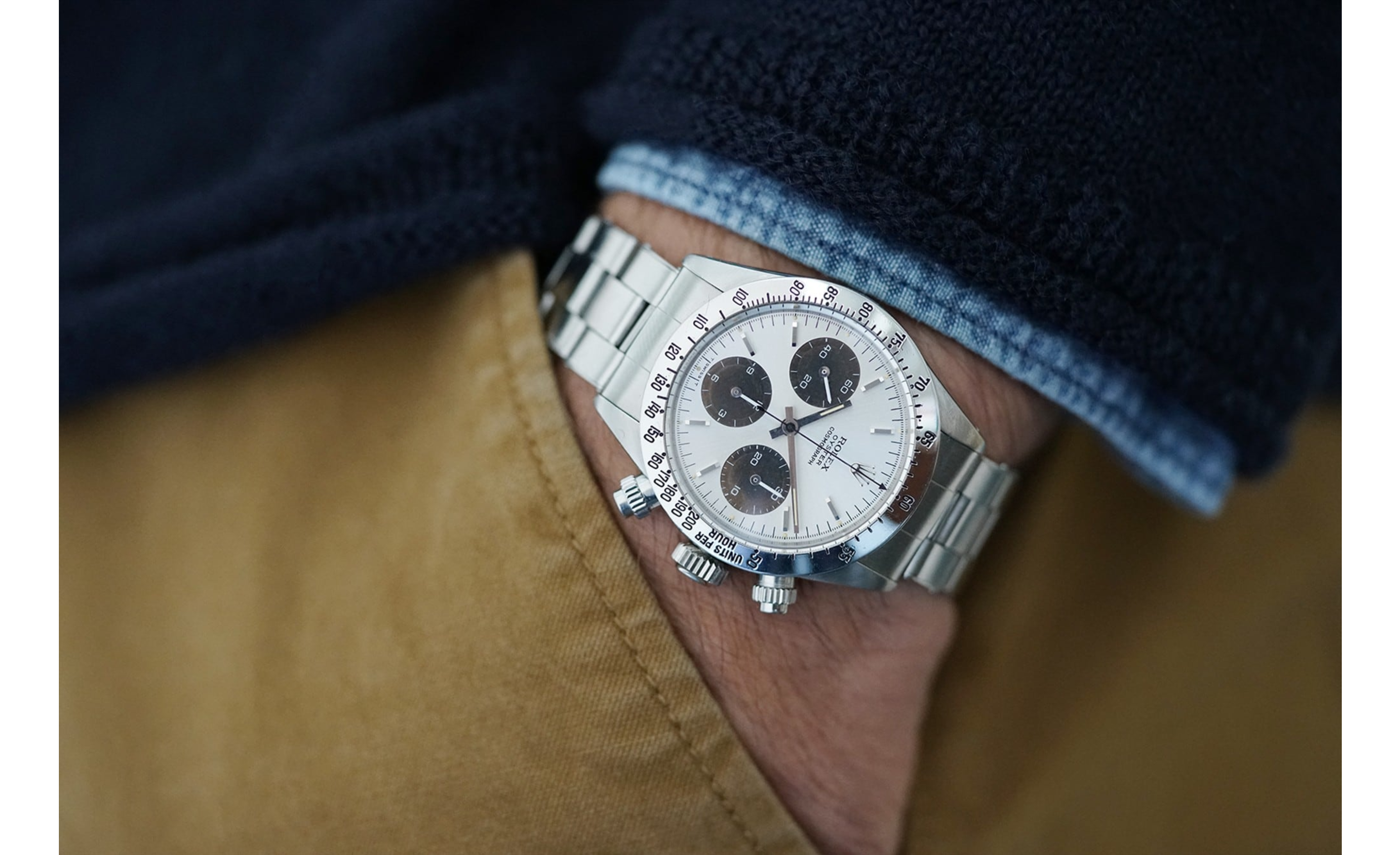Phillips Auction Pre-Daytona Chronograph