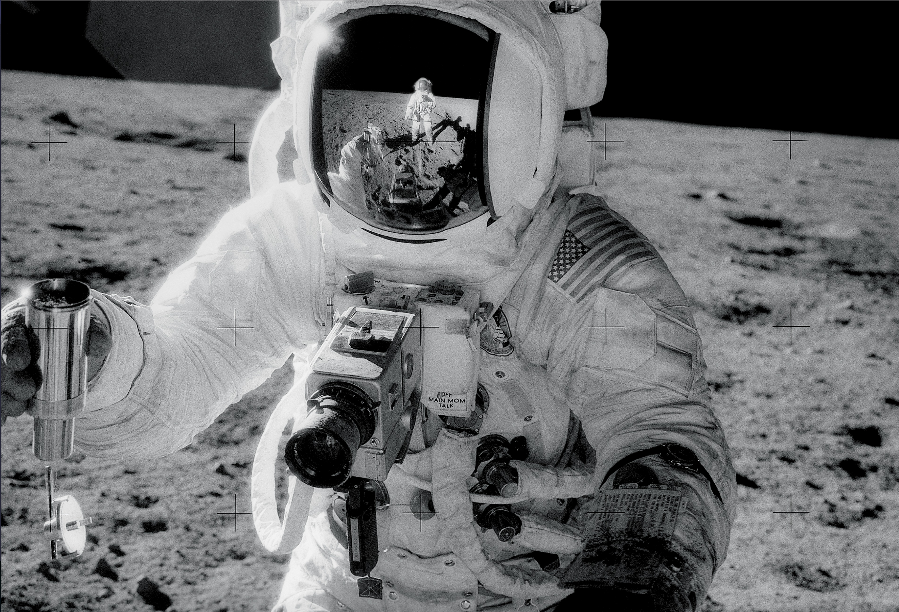 The Omega Speedmaster of Alan Bean from the Apollo 12 mission