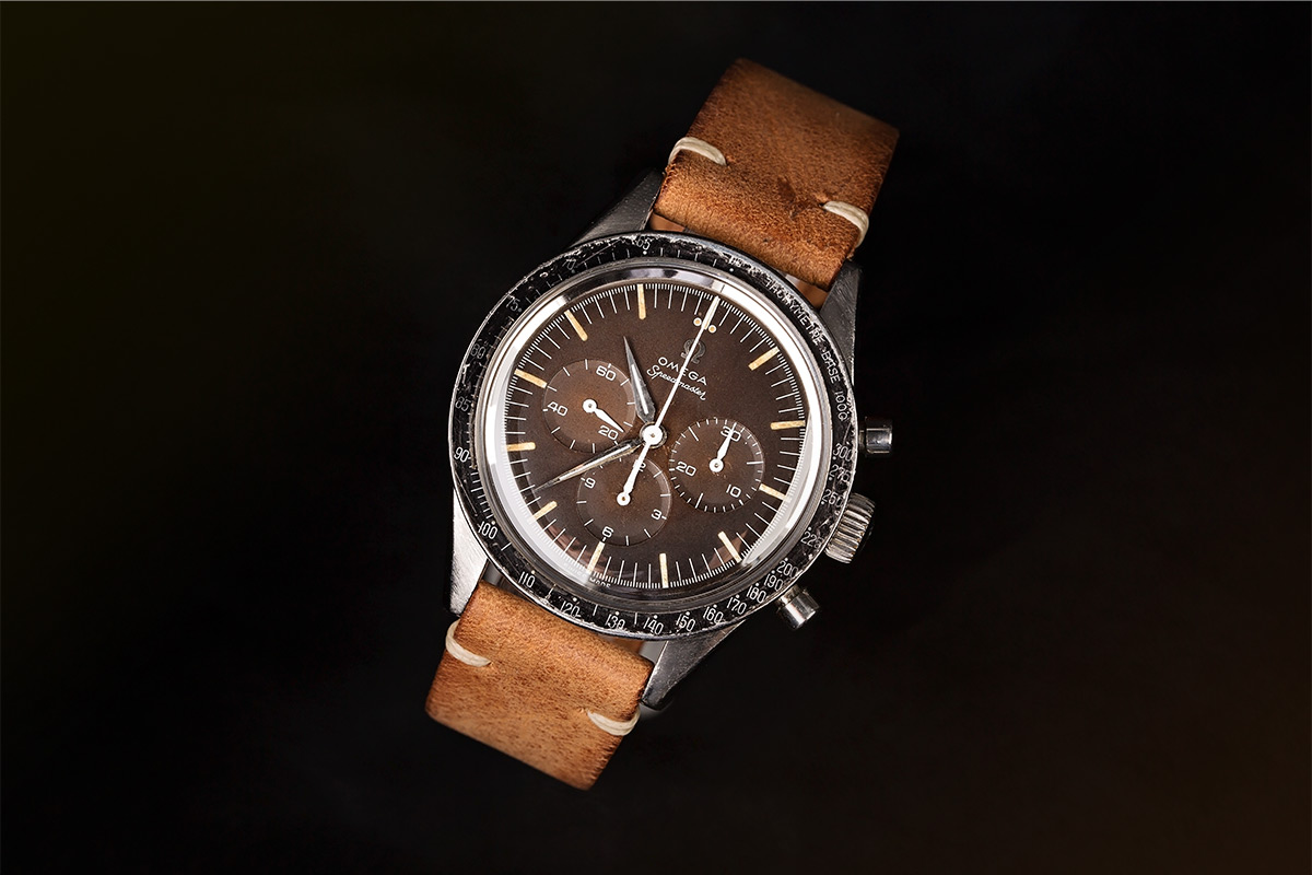 The Omega Speedmaster Classic