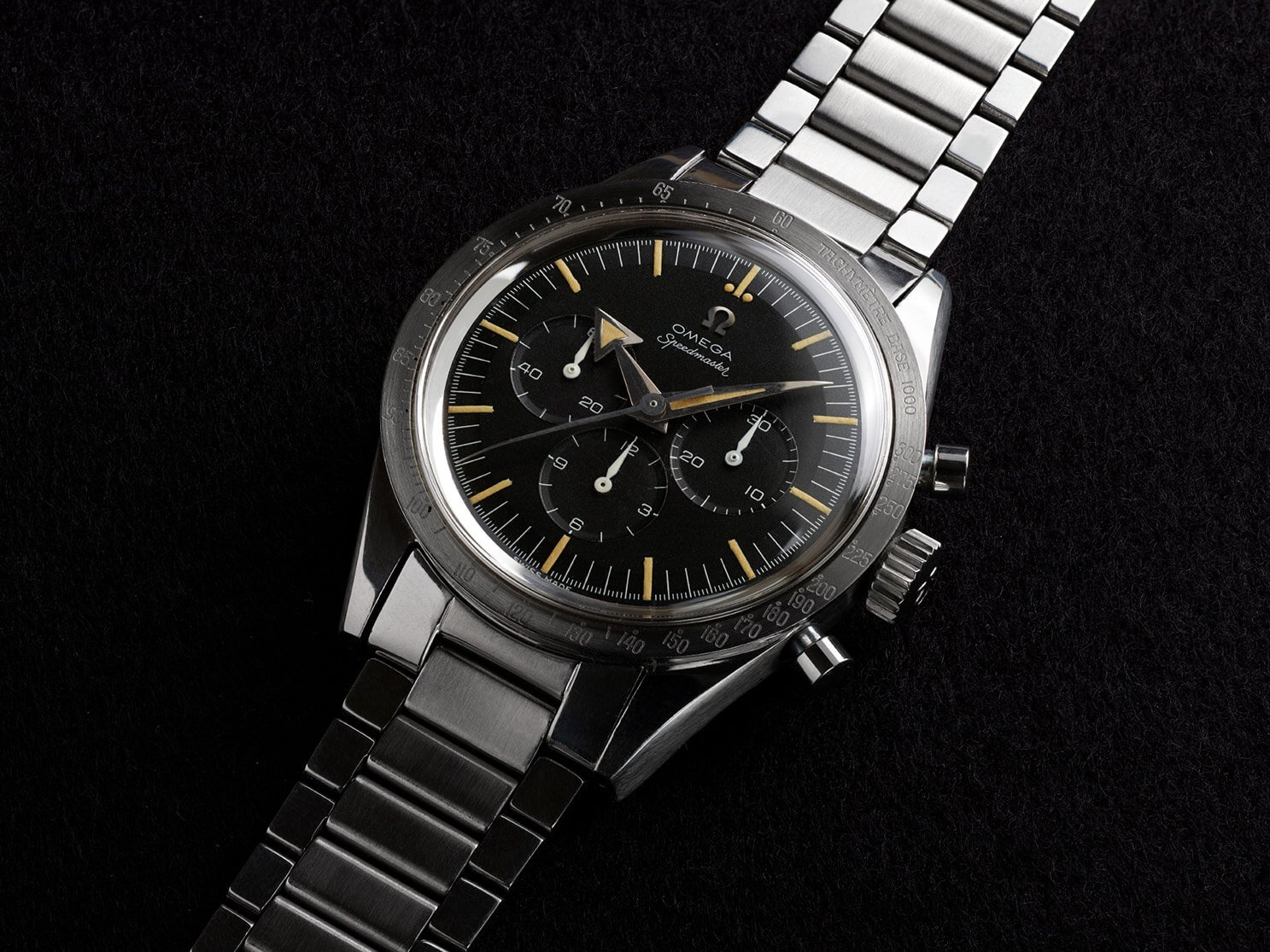 The Original Omega Speedmaster CK2915