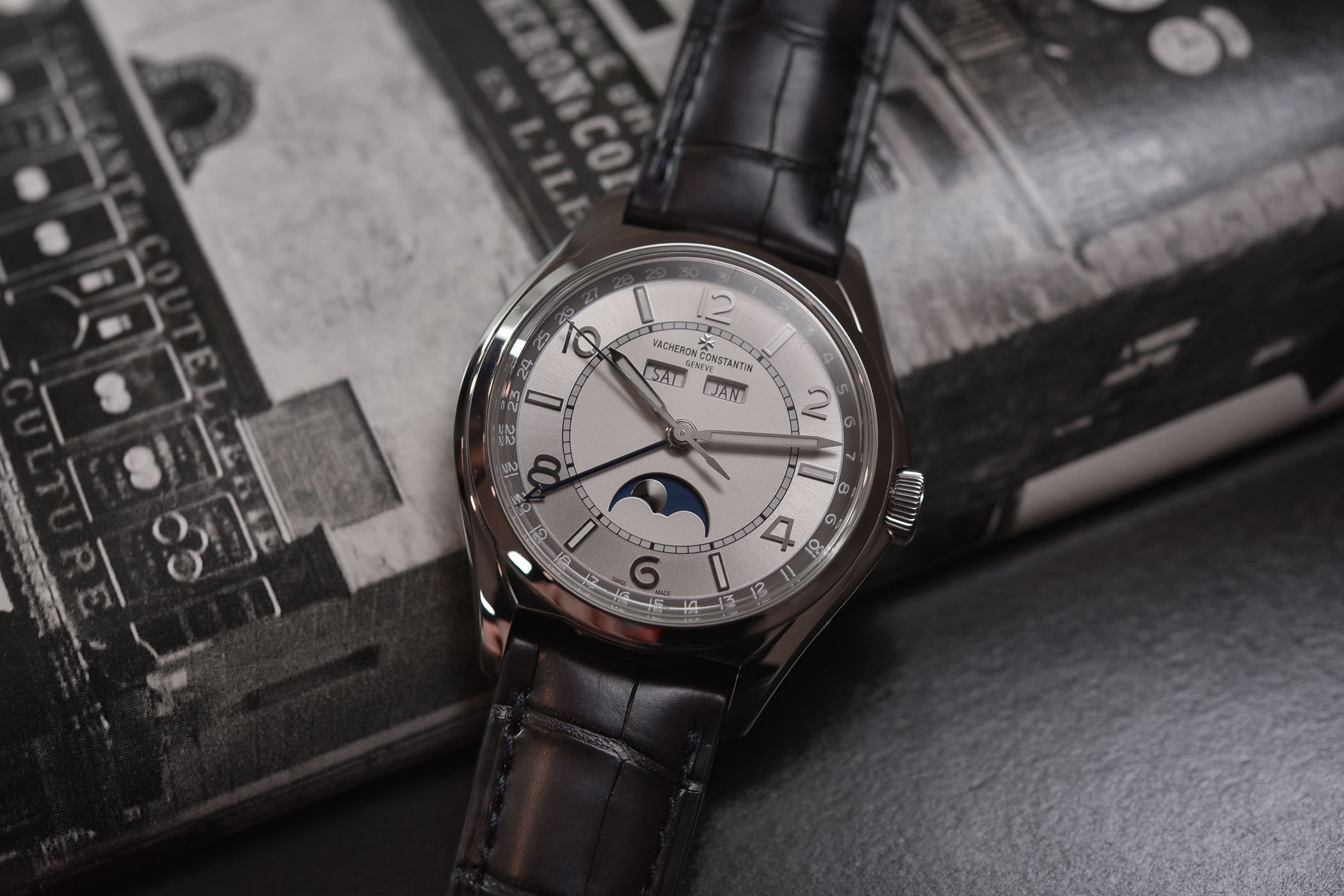 The Vacheron Constantin FiftySix was designed to draw in younger audiences, but is still over $12k